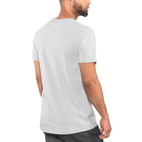 Fox Clocked Out Basic SS Shirt Men light heather grey